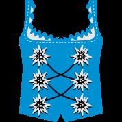 02 Dirndl Edelweiss Bavaria Girl Fashion