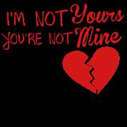 Be my anti valentine