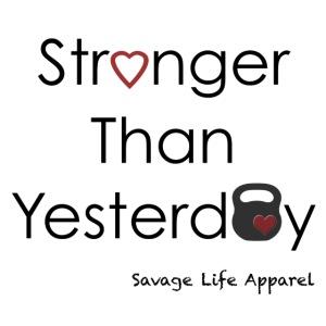 strongerthanyesterday