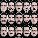 Mustachioed Fella