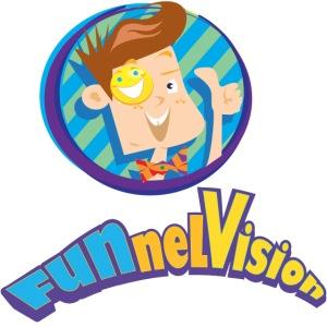 Funnel Vision Adult Premium T-Shirt