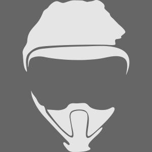 C2W Full Logo - White - Premium Tee