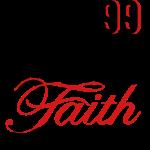 I GOT 99 PROBLEMS BUT MY FAITH AIN'T ONE