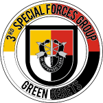3rd Special Forces Green Berets