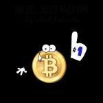 Mr Bitcoin T Shirt By Satoshi Nakamoto