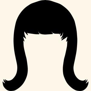 Miss Coco Peru Wig Logo