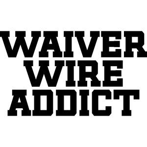 Waiver Wire Addict (Fantasy Profile)