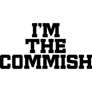 I'm The Commish (Fantasy Profile)