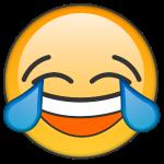 laughing smileys