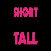(SHORT GIRL - TALL GIRL) BFF