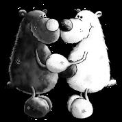 Best Friends - Bear - Bears