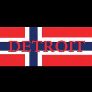 Design ~ Detroit Norway Flag