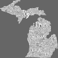 Design ~ Michigan Words