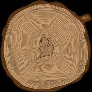 Design ~ Mitten Tree Rings