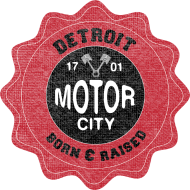 Design ~ Vintage Motor City Seal
