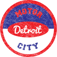 Design ~ Motor City Vintage Oil Seal