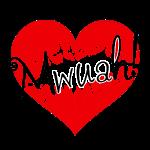 mwuah