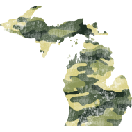 Design ~ Camouflage Michigan