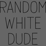 Random White Dude
