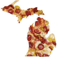Design ~ Pizza Michigan