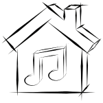 1_house_music_sketch_logo_black_outline