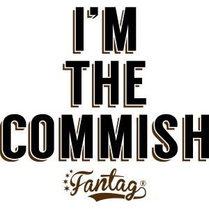 I'm the Commish: Coffee Mug