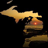 Design ~ Michigan Sunset