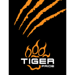 Tiger Pride iPad Case
