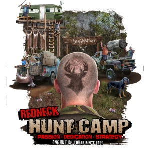 redneck hunt camp