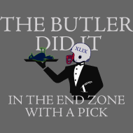 Design ~ The Butler Did It
