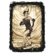 Design ~ Speakeasy [1] - Persephone Productions