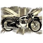 BSA Retro  British Classic Icon patjila2