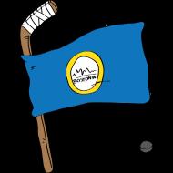 Design ~ Boston Hockey Flag