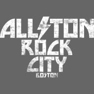 Design ~ Allston Rock City