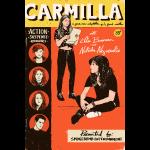 "Carmilla Pulp x Valentine M. Smith 24"" x 36"""