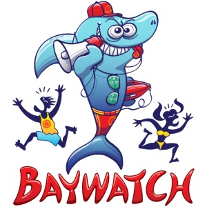 Baywatch Shark