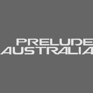 prelude australia 2 white