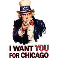 Design ~ I Want You For Chicago
