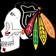 Design ~ Hawks Skull
