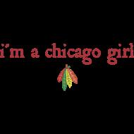 Design ~ I'm a Chicago Girl - Hockey