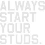 Always Start your Studs (Fantasy Football)