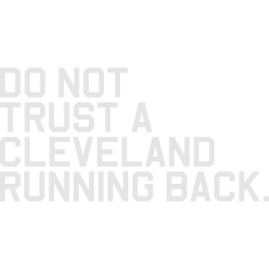 Cleveland Running Back (Fantasy Football)