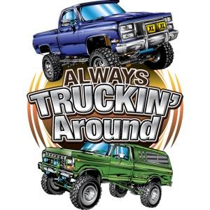 Chevy Truckin Around
