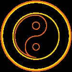 Enter Shaolin Ngo Dac Na Logo 4 Light Colors