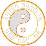 Enter Shaolin Ngo Dac Na Logo 4 Dark Colors
