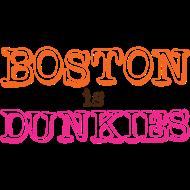 Design ~ Boston is Dunkies