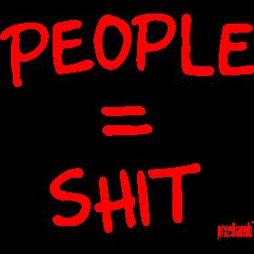 People = Shit, Pixellamb ™