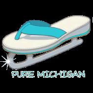 Design ~ Flip Flop Ice Skates