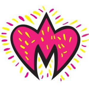 heart mask 11 5