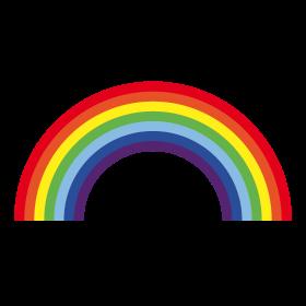 Rainbow / Arc-En-Ciel / Arcoíris (7 Colors)